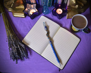 """Know Thyself"" Magick Journal"