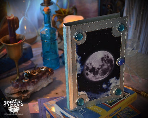 Full Moon Book Of Shadows