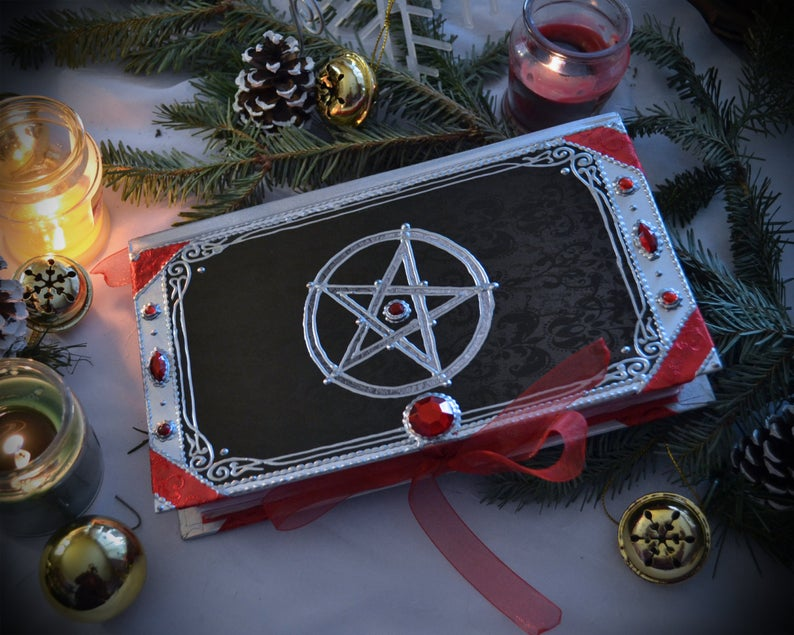 Pentacle Book Of Shadows