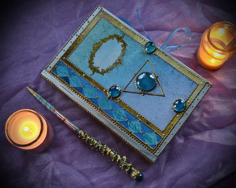 Water Element Book Of Shadows