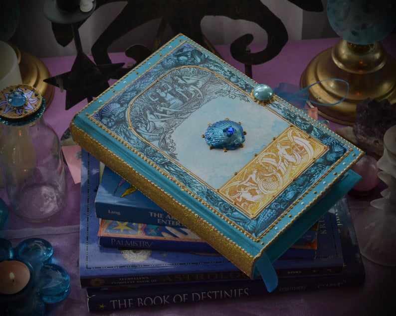 Mermaid Book Of Shadows