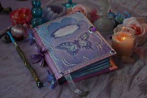 Butterfly Book Of Shadows