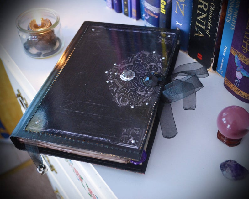 Ancient Tome Book Of Shadows