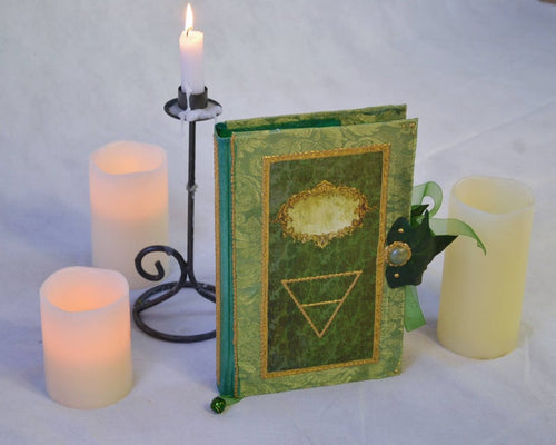 Earth Element Book Of Shadows