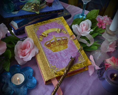 Fairytale Book Of Shadows
