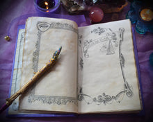 Load image into Gallery viewer, Magick Academy Book Of Shadows