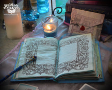 Load image into Gallery viewer, Mermaid Book Of Shadows
