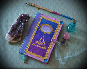 Spirit Element Book Of Shadows