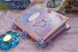 Lavender Fairy Book Of Shadows