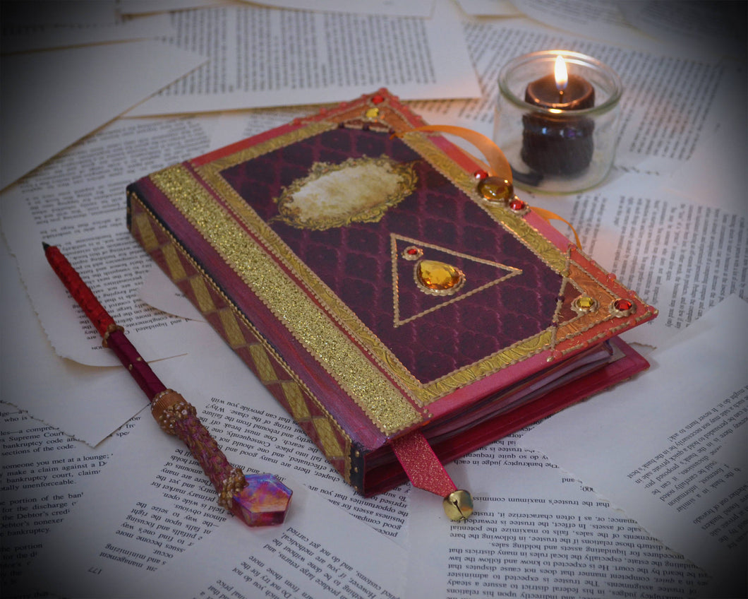 Fire Book Of Shadows