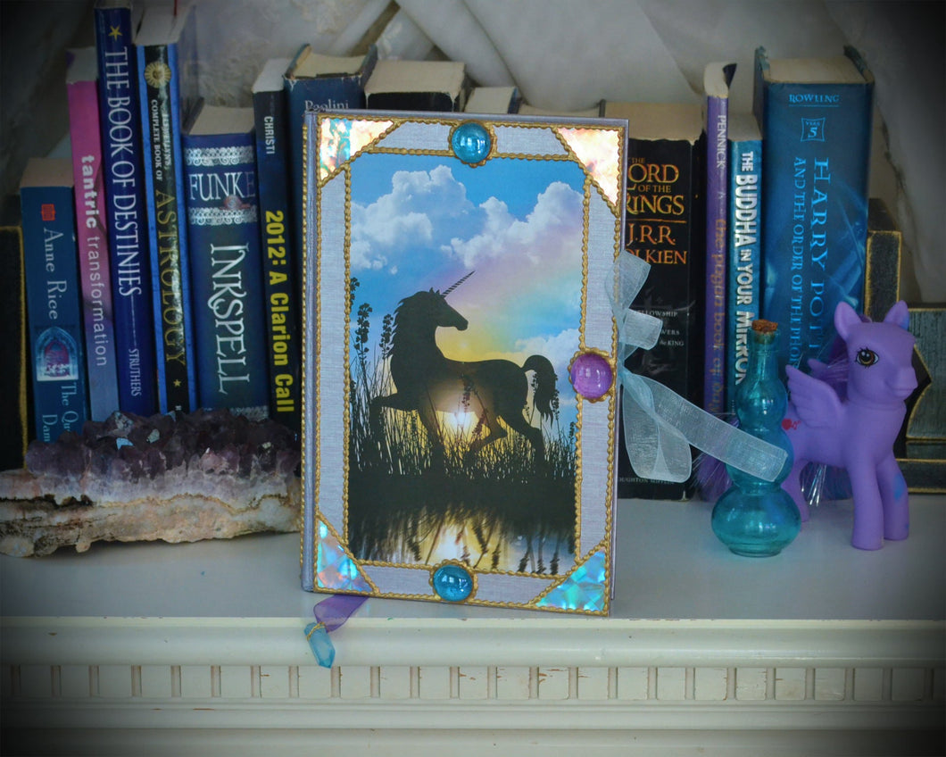 Unicorn Book Of Shadows