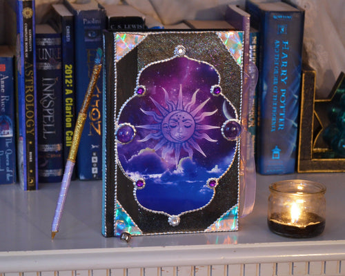 Galaxy Book Of Shadows