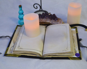 Know Thyself Book Of Shadows