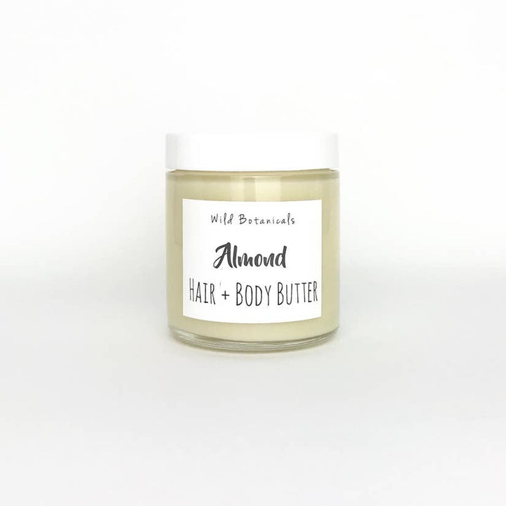 Almond Body and Hair Butter