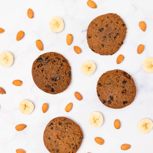 Banana Bread Cookie- GF, VEGAN, Paleo