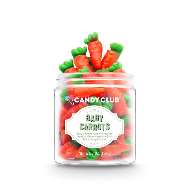 Baby Carrot Candy