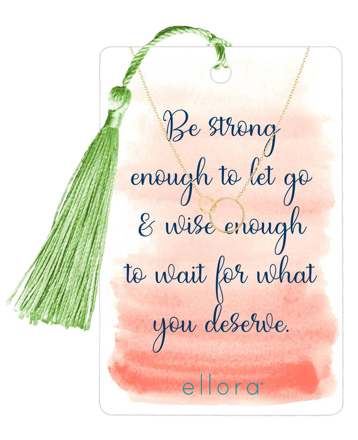 Be Strong Necklace