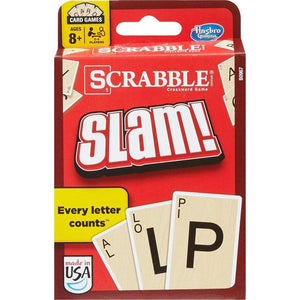 scrabble slam card game care package gift greeting card free shipping