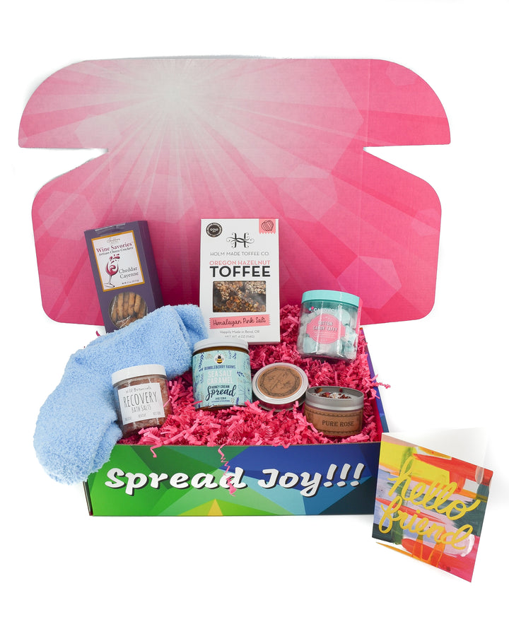 Sweet Stress Relief Box