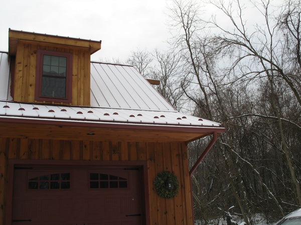 6500 Series Standing Seam Snow Guards Painted Best