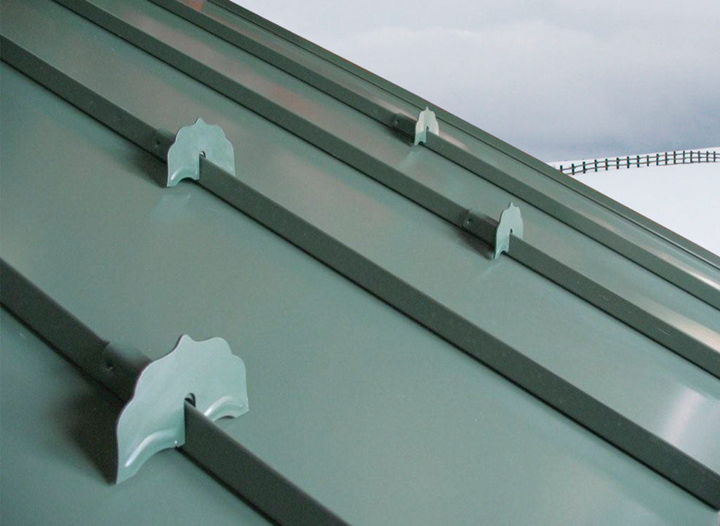 Kalzip Roof Systems