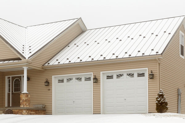 6500 Series - Standing Seam Snow Guard - Painted