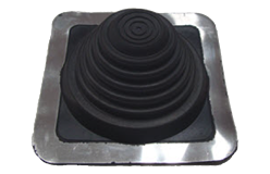 #3 EPDM Metal Roof Pipe Boot