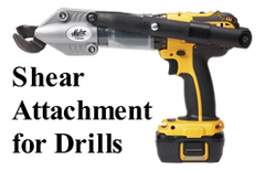 TurboShear HD - Shear Attachment