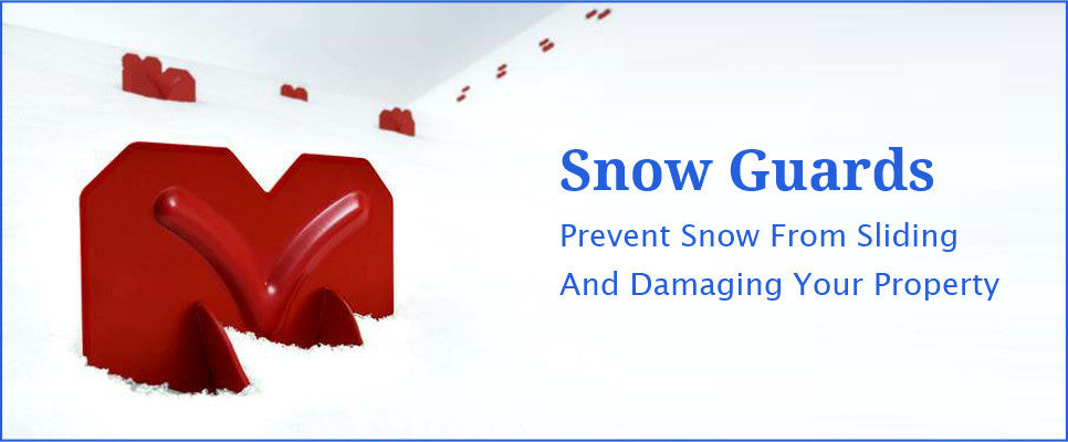 Snow Guards For Metal Roofing