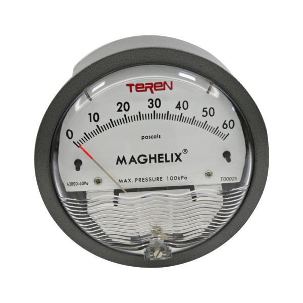A2002 MAGHELIX Differential Pressure Gauge
