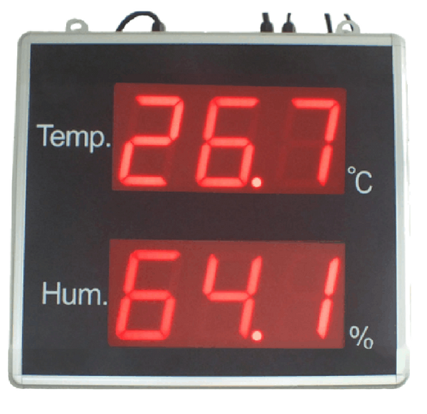 THDV000 Display Screen for Temperature/Humidity