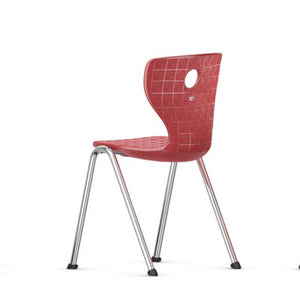 Compass Lupo 4 Legged Chair Classroom Chairs VS America
