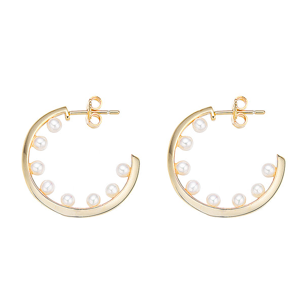 Circle of Life Earrings