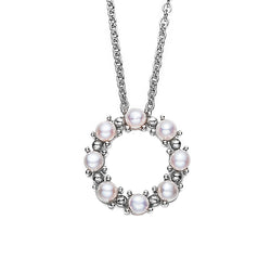 Circle of Trust Pearl Pendant