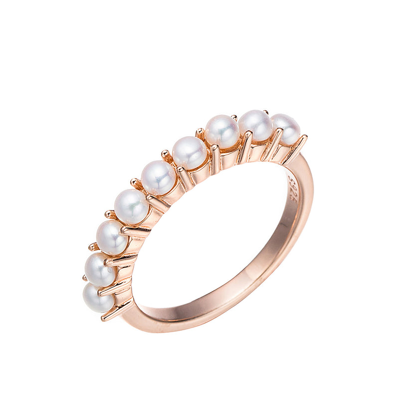 Forever Pearls Ring