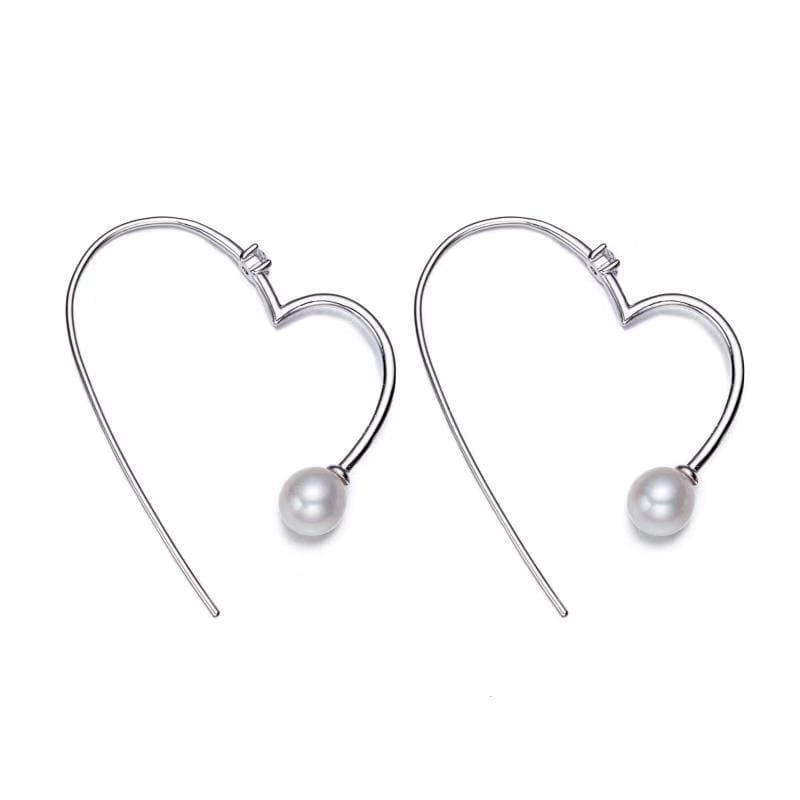 Heart You Pearl Earrings