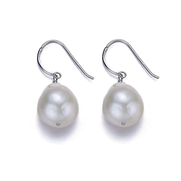Royal Baroque Pearl Earrings