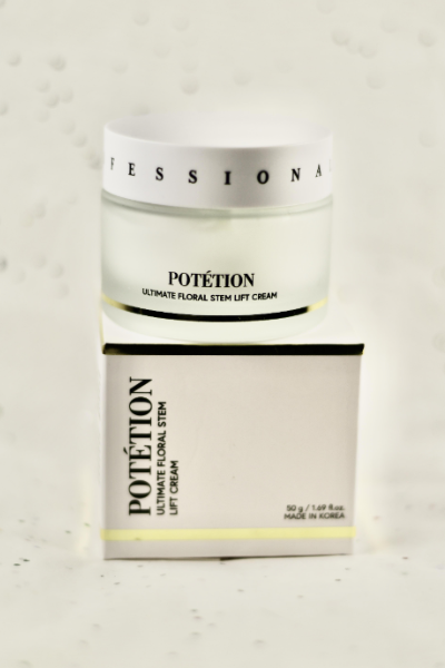 POTETION ULTIMATE FLORAL STEM LIFT CREAM