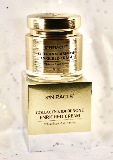 S*Miracle Collagen & Idebenone Enriched Cream