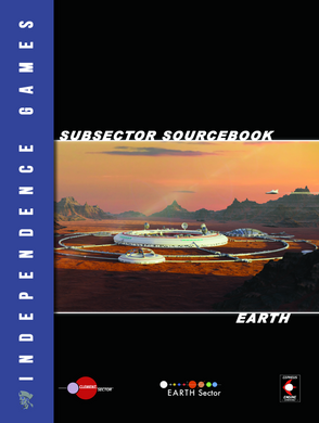 Subsector Sourcebook: Earth
