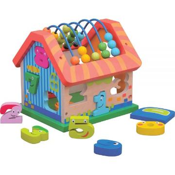 Learning house-Squidling Toys