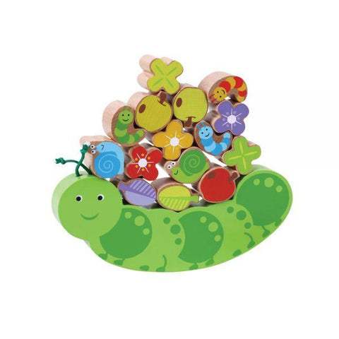 Caterpillar balance game-Squidling Toys