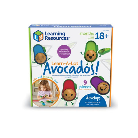 Learn-A-Lot Avocados
