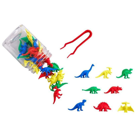 Dinosaur counter jar-Squidling Toys