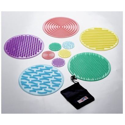 silishapes sensory circles set