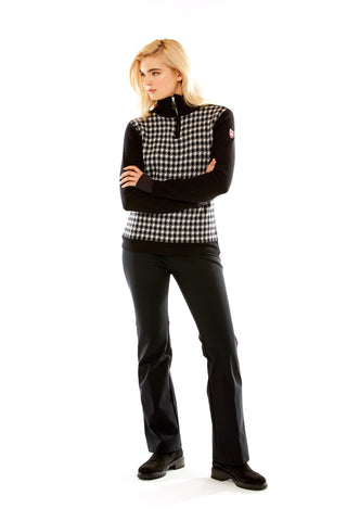 CHANDAIL SAMANTHA HOUNDSTOOTH