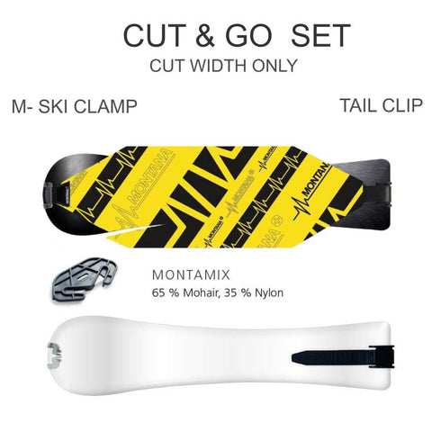 ADRENALINE CUT & GO M CLAMP