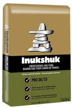 Dog Food  Inukshuk