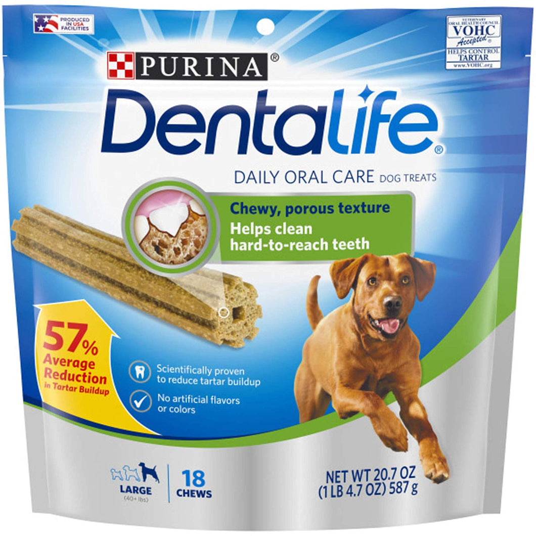 Purina Dental life
