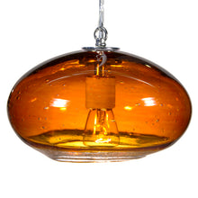 Load image into Gallery viewer, INVENTORY SALE | Orbit Pendant Amber | NOW $597.50 | 1 Available